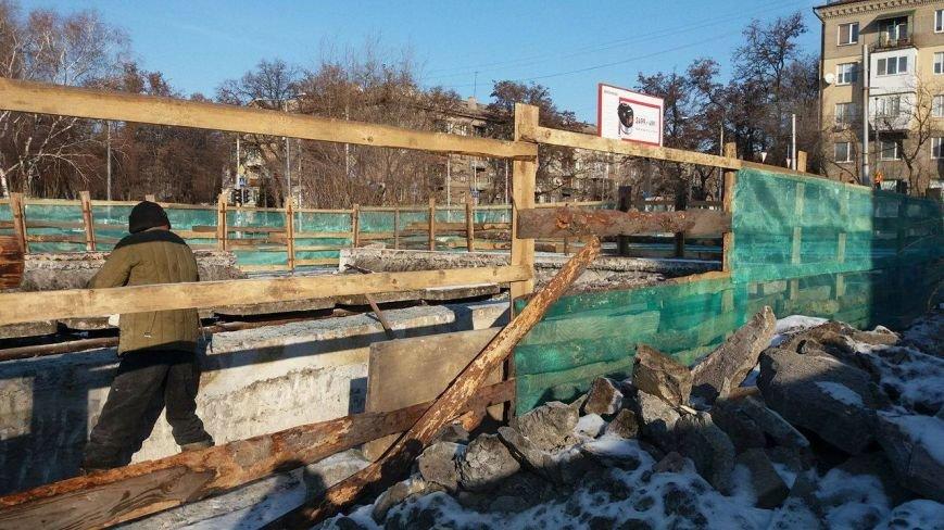 """Возле ДК """"Орбита"""" строят выставочный павильон, - ФОТО, фото-6"""