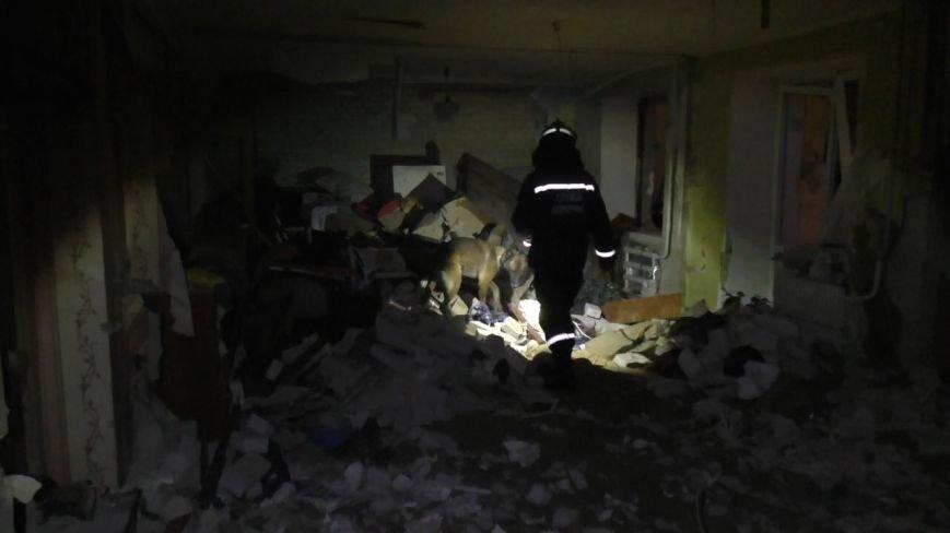 Полиция рассказала о взрыве в многоэтажном доме на Металлургов, фото-1