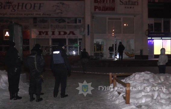 В Сумах на Харьковской подорвали банкомат (ФОТО), фото-2