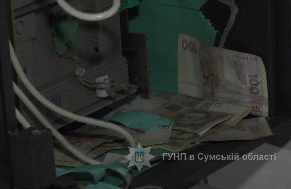 В Сумах на Харьковской подорвали банкомат (ФОТО), фото-3