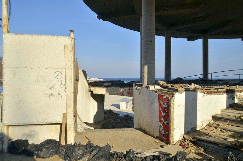 Ротонда в Аркадии брошена на произвол судьбы (ФОТО), фото-1