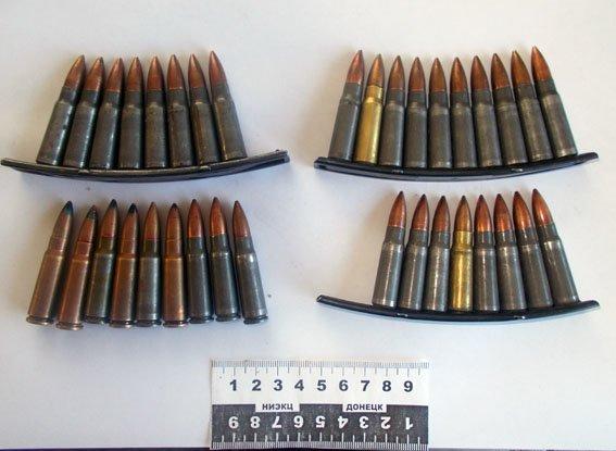 В Бахмуте полицейские изъяли две гранаты, которые «направлялись» в Винницкую область, фото-1