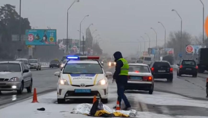 Одразу дві аварії: одна – у Погребах, друга – на Броварському проспекті (Фото), фото-2