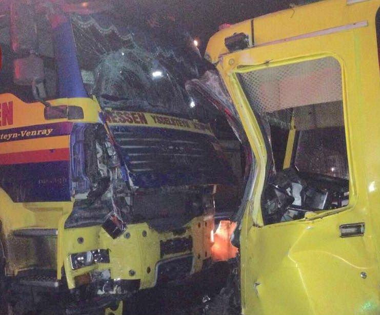 Одразу дві аварії: одна – у Погребах, друга – на Броварському проспекті (Фото), фото-5