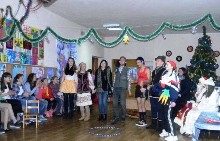 Як школярі Броварщини Новий рік зустрічали (Фото), фото-8