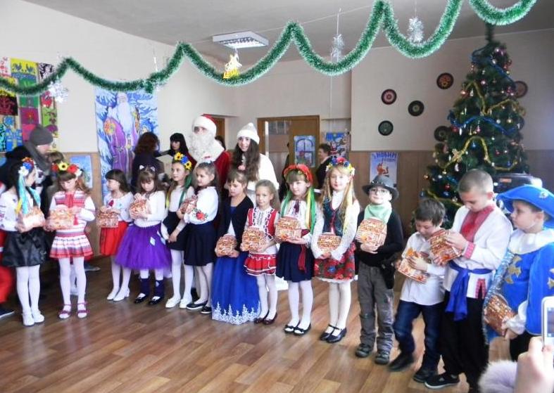Як школярі Броварщини Новий рік зустрічали (Фото), фото-7