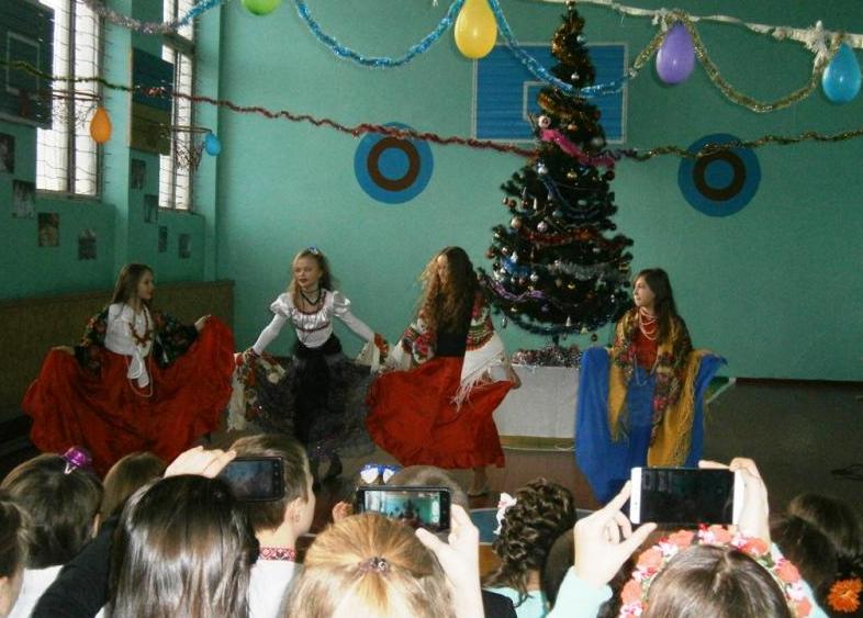 Як школярі Броварщини Новий рік зустрічали (Фото), фото-5