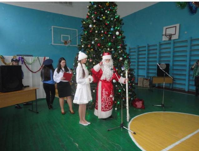 Як школярі Броварщини Новий рік зустрічали (Фото), фото-3