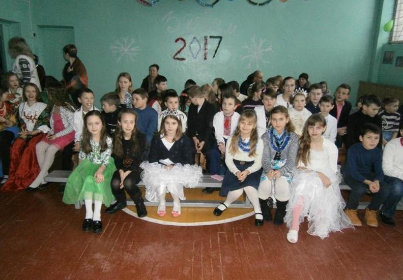 Як школярі Броварщини Новий рік зустрічали (Фото), фото-4