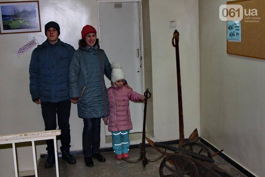 Загадочная находка мелитопольской семьи пополнила экспонаты Музея Судоходства, фото-1