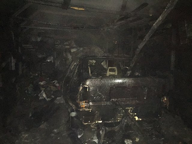 В селі Семиполки Броварського району сталася пожежа, фото-1