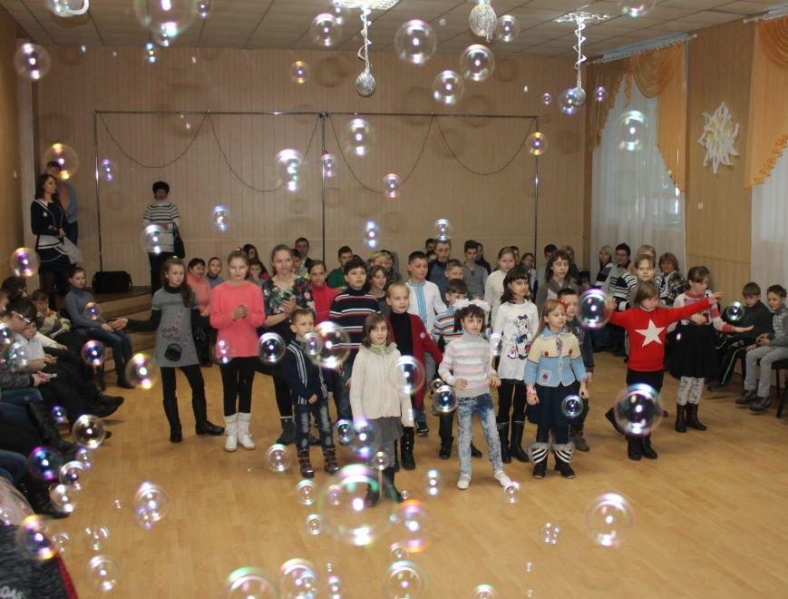Маленькие бахмутчане встретили Новый Год, фото-2