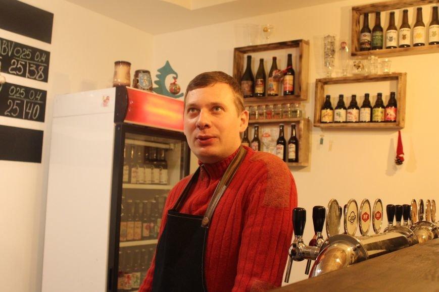 История о семейной паре, которая променяла Львов на Запорожье и открыла здесь первый магазин крафтового пива, фото-3