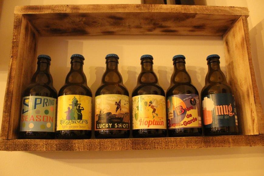 История о семейной паре, которая променяла Львов на Запорожье и открыла здесь первый магазин крафтового пива, фото-1