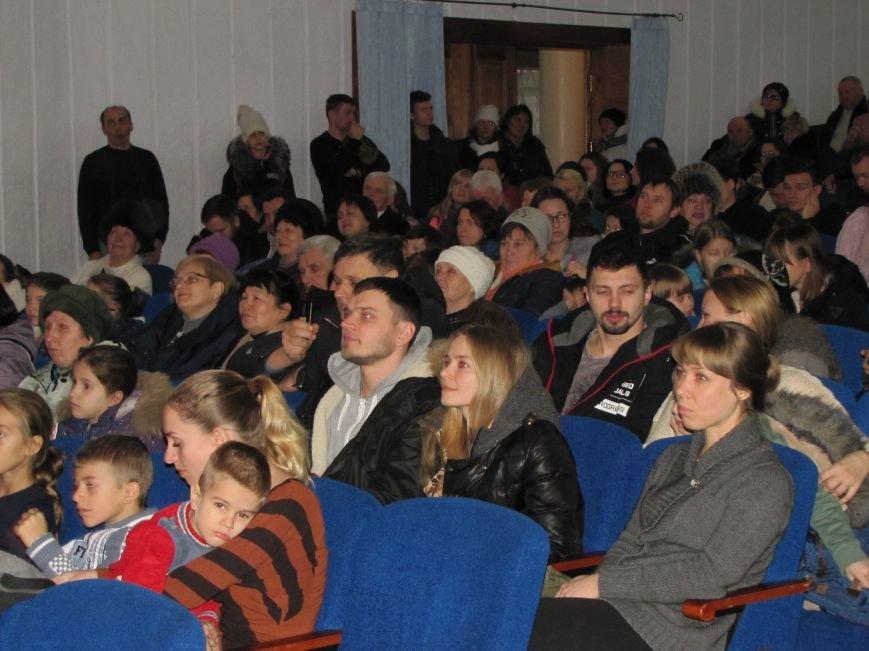 Накануне Рождества в Мелитополе прошел традиционный фестиваль (фото, видео), фото-2
