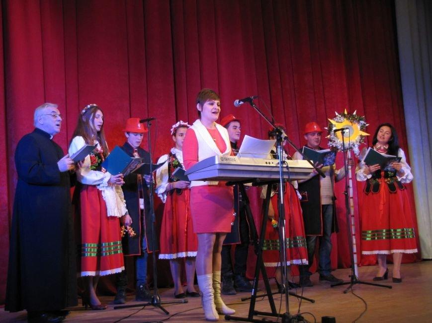 Накануне Рождества в Мелитополе прошел традиционный фестиваль (фото, видео), фото-6