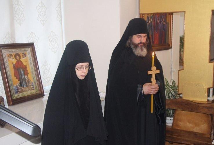 У луцькому монастирі відбувся чернечий постриг (ФОТО), фото-4