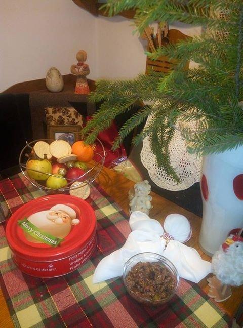 Криворожанка на Свят-вечер готовит ведро кутьи и угощает друзей (ФОТО), фото-3