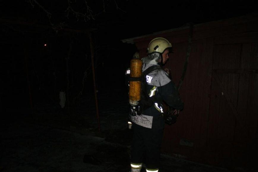В Днепровском районе Запорожья в пожаре погиб человек, - ФОТО, фото-2