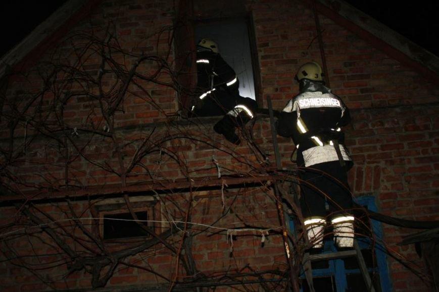 В Днепровском районе Запорожья в пожаре погиб человек, - ФОТО, фото-1