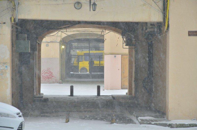Снегопад укутал Одессу целиком всего за несколько часов (ВИДЕО, ФОТО), фото-10