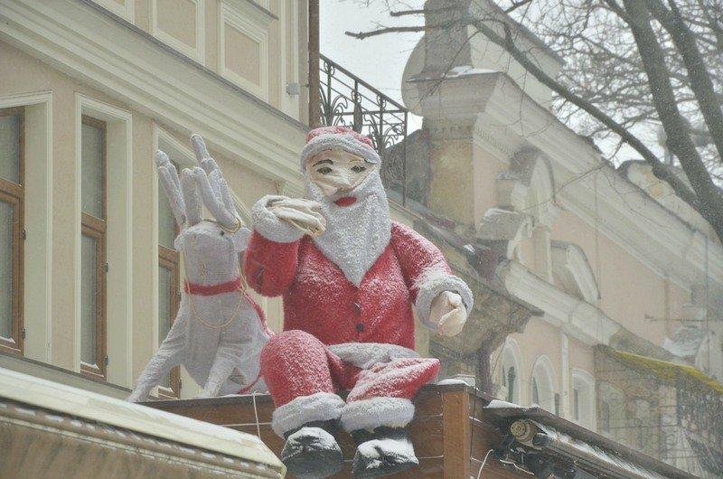 Снегопад укутал Одессу целиком всего за несколько часов (ВИДЕО, ФОТО), фото-15