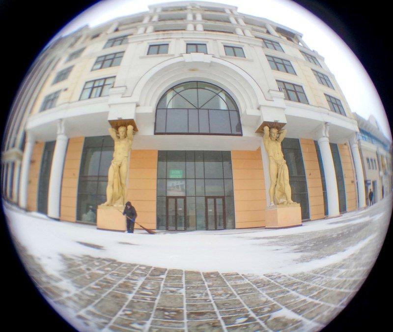 Снегопад укутал Одессу целиком всего за несколько часов (ВИДЕО, ФОТО), фото-17