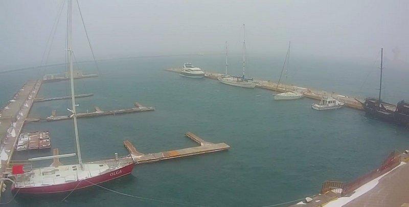 Непогода разбушевалась на одесском побережье (ВИДЕО), фото-3