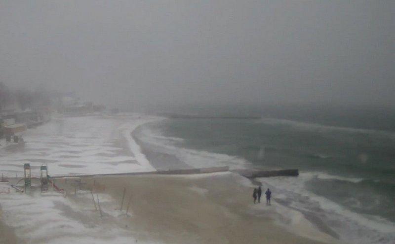 Непогода разбушевалась на одесском побережье (ВИДЕО), фото-2