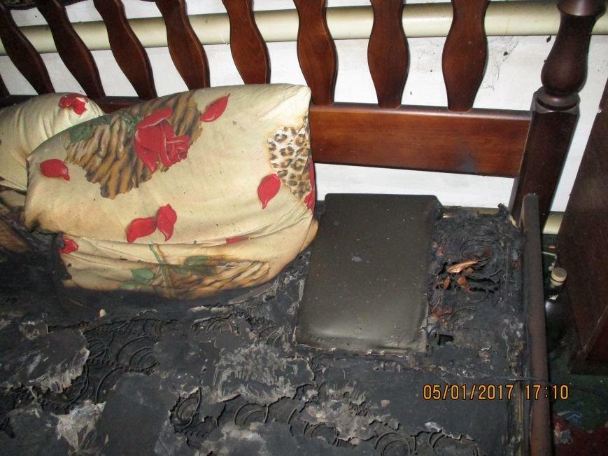 В Бердянске на пожаре погиб мужчина, фото-2