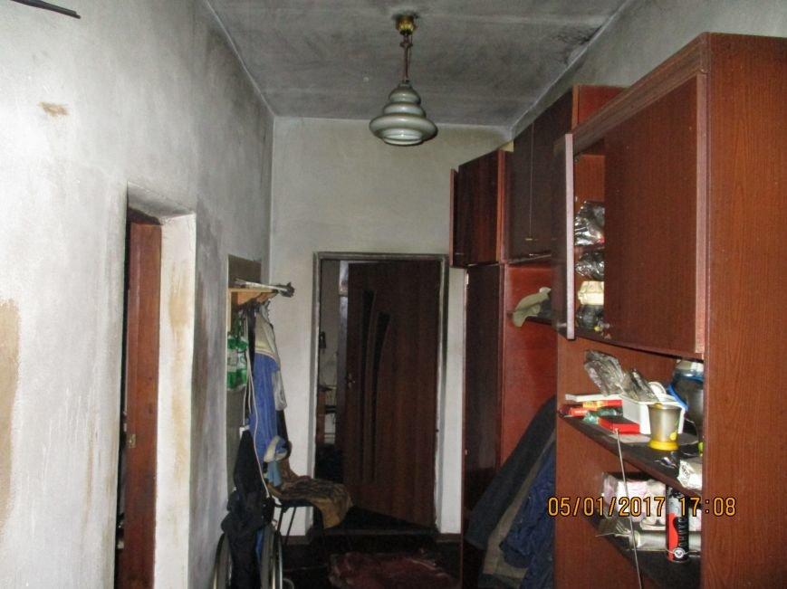 В Бердянске на пожаре погиб мужчина, фото-3