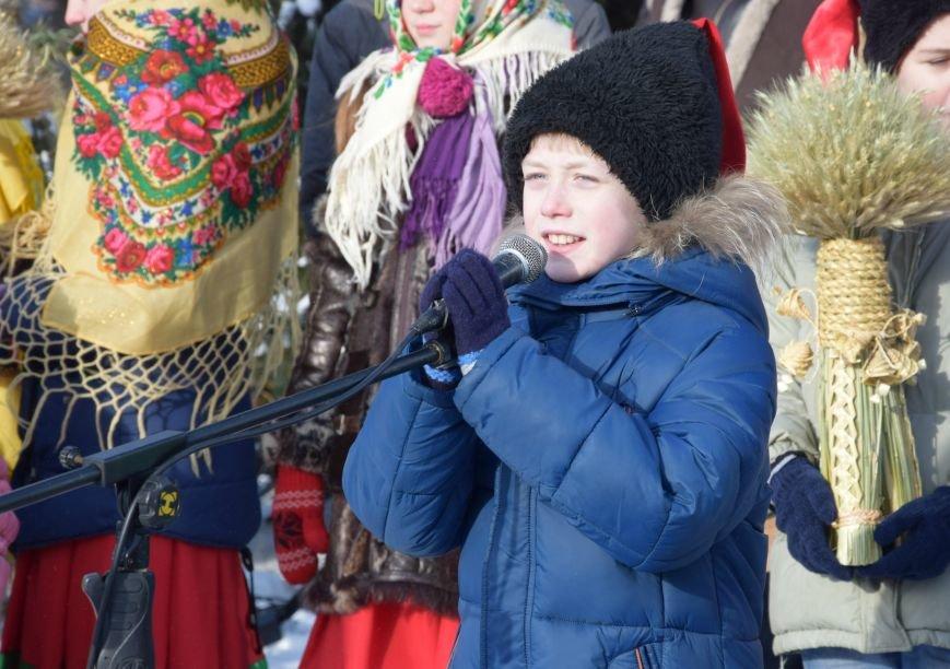 У Луцьку встановили символ Різдвяних свят, фото-14
