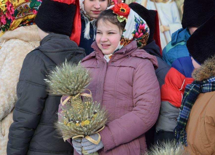 У Луцьку встановили символ Різдвяних свят, фото-1