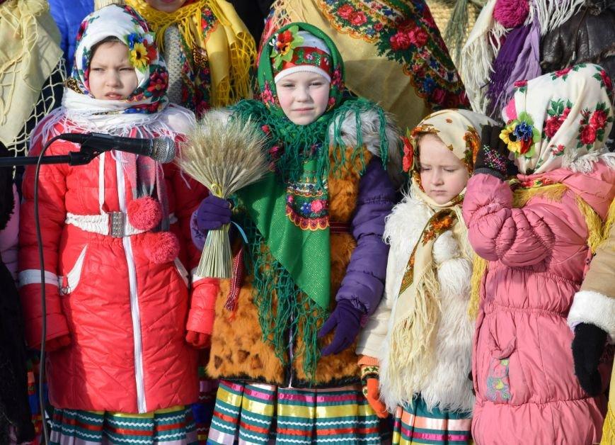 У Луцьку встановили символ Різдвяних свят, фото-5