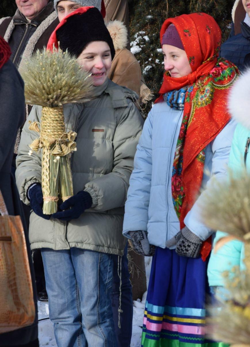 У Луцьку встановили символ Різдвяних свят, фото-10