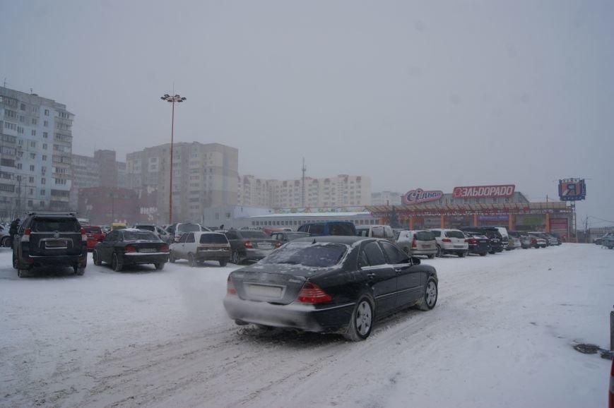На центральных улицах Одессы так и не появилась снегоуборочная техника (ФОТОРЕПОРТАЖ), фото-2