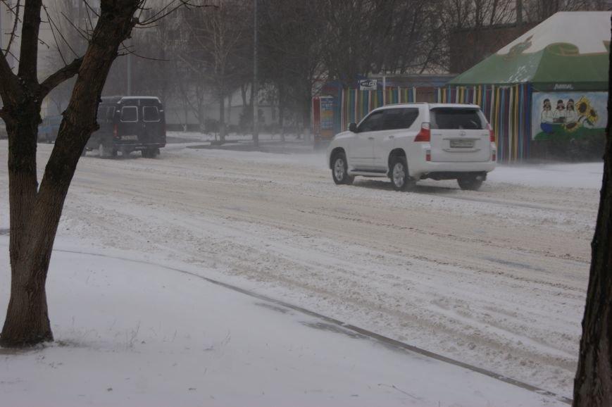 На центральных улицах Одессы так и не появилась снегоуборочная техника (ФОТОРЕПОРТАЖ), фото-6