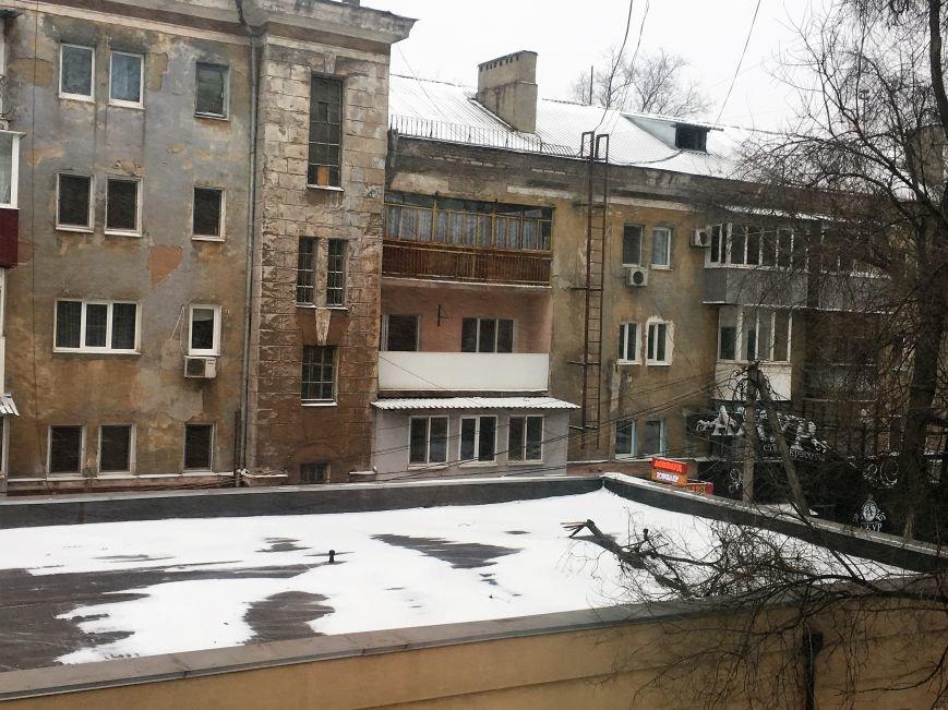 Кривой Рог за несколько часов замело снегом (ФОТО), фото-5