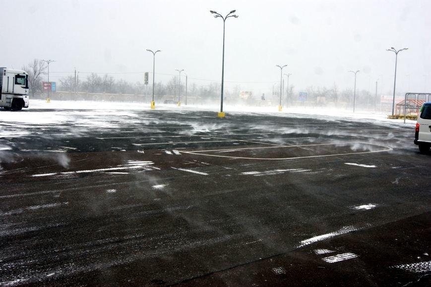 Сказка среди стихии: Снежные вихри в Одессе (ФОТО, ВИДЕО), фото-3