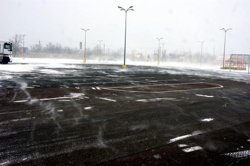 Сказка среди стихии: Снежные вихри в Одессе (ФОТО, ВИДЕО), фото-2