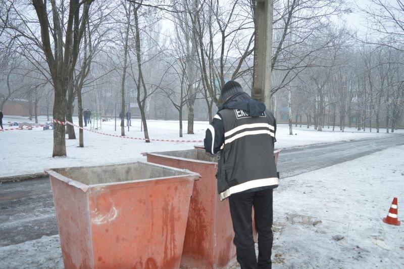 В Краматорске в мусорном баке нашли мертвого младенца, фото-2