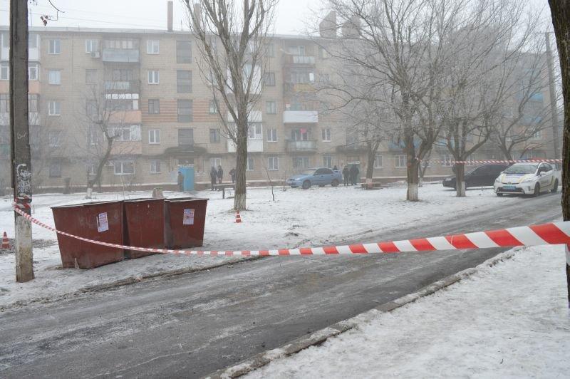 В Краматорске в мусорном баке нашли мертвого младенца, фото-1