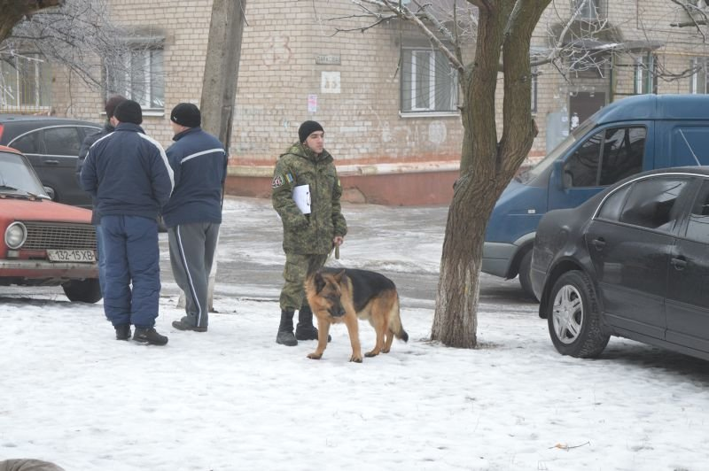 В Краматорске в мусорном баке нашли мертвого младенца, фото-3