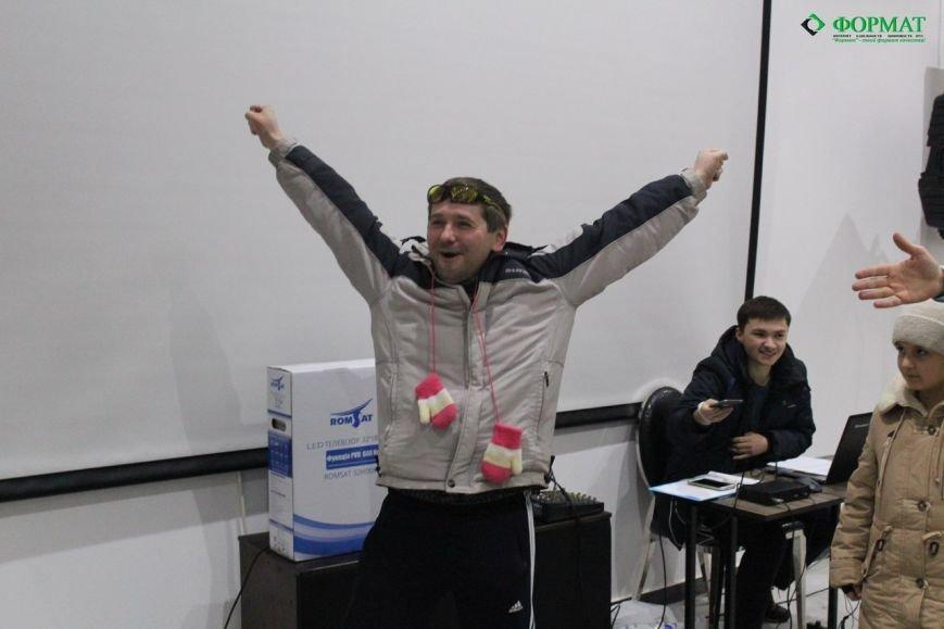 Компания ФОРМАТ вручила счастливчику телевизор., фото-6