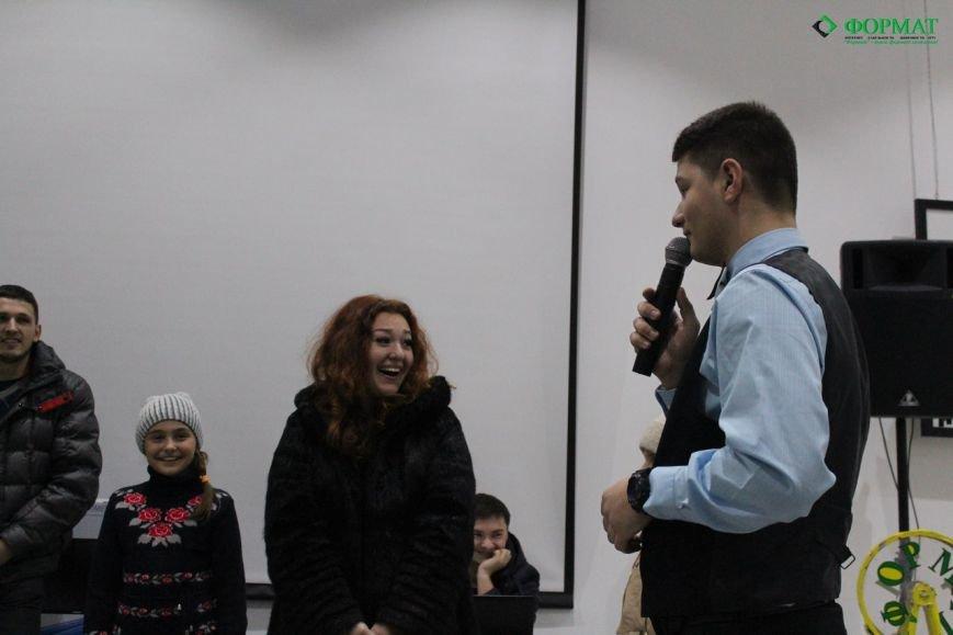 Компания ФОРМАТ вручила счастливчику телевизор., фото-8