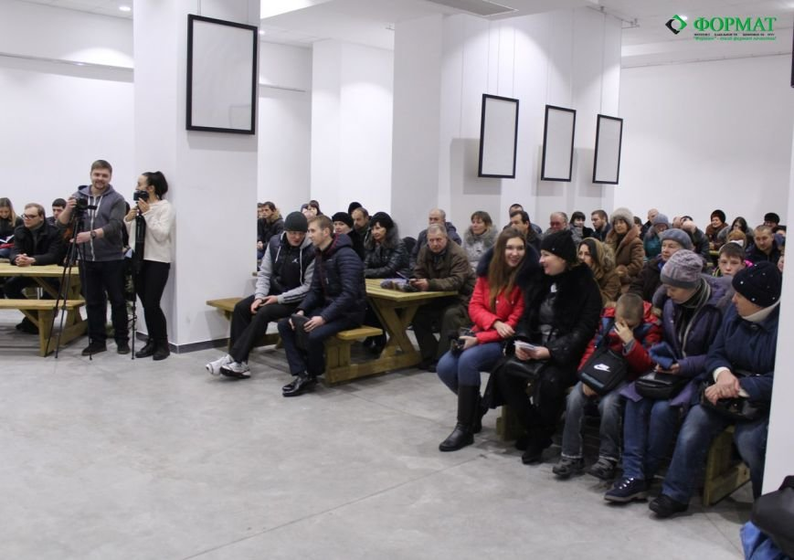 Компания ФОРМАТ вручила счастливчику телевизор., фото-4
