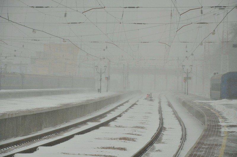 Электрички идут с вокзала Одессы и обратно с опозданием (ВИДЕО, ФОТО), фото-6