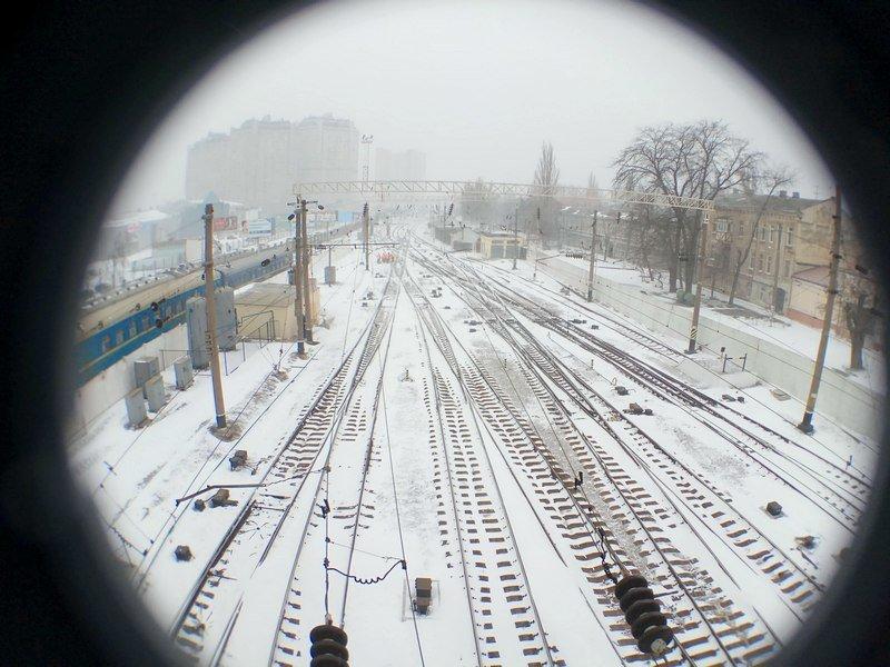 Электрички идут с вокзала Одессы и обратно с опозданием (ВИДЕО, ФОТО), фото-11