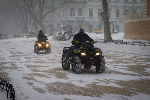 Спасатели примчат на помощь одесситам на квадроциклах (ВИДЕО), фото-3