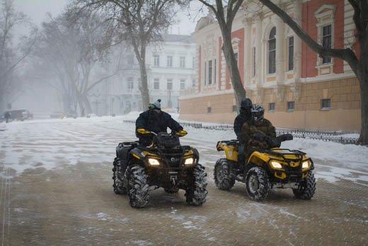 Спасатели примчат на помощь одесситам на квадроциклах (ВИДЕО), фото-2